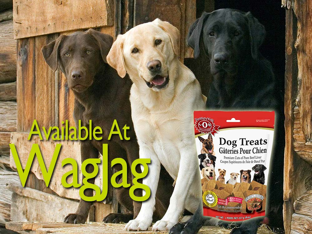 SteerSelect dog treats