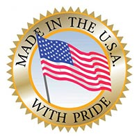 No Offshore Sources. Proudly Made in USA and Canada